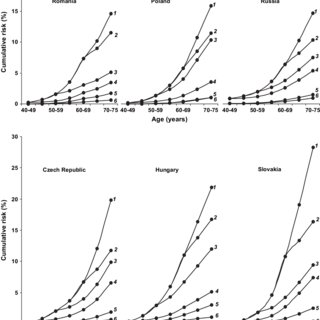 (PDF) High Cumulative Risk of Lung Cancer Death among