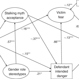 (PDF) Participant Gender, Stalking Myth Acceptance, and