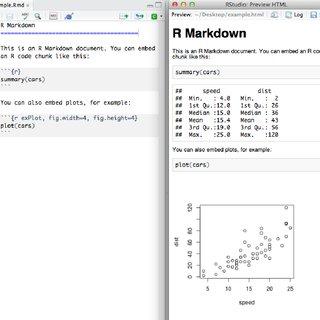 (PDF) R Markdown: Integrating A Reproducible Analysis Tool