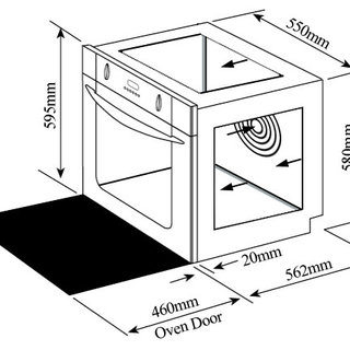 (PDF) Airflow in a Domestic Kitchen Oven measured by
