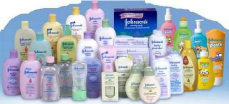 The Johnson & Johnson Baby Overall Products
