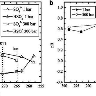 Concentrations of sulfate and carbonate ions versus time