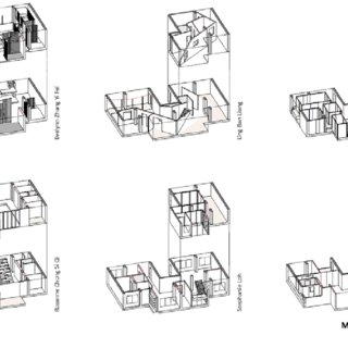 Conceptual diagrams Next 21, Osaka, Japan. Case Study