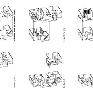 Conceptual diagrams Next 21, Osaka, Japan. Case Study