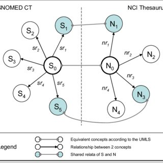 (PDF) Comparing SNOMED CT and the NCI thesaurus through