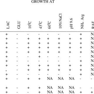 (PDF) Antibacterial activity of lactic acid bacteria