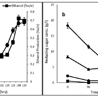 (PDF) Ethanol production from brown seaweed using non