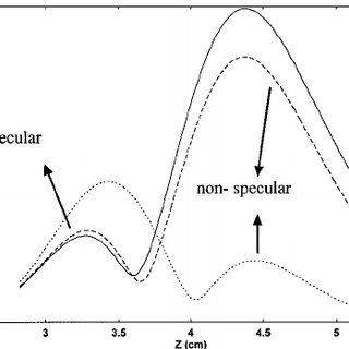 Influence of the shear wave absorption on the amplitude of