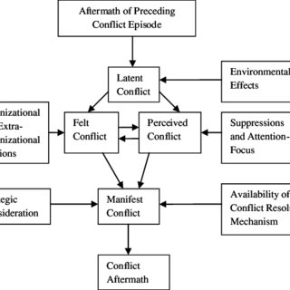 (PDF) Development process of conflict management studies
