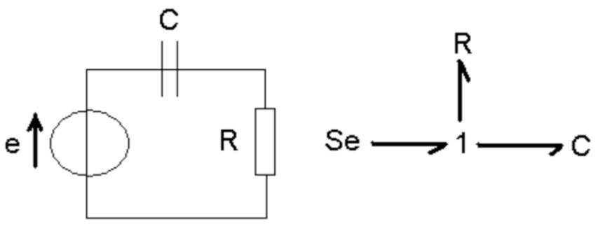 figure 1 a simple rc circuit