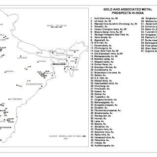(PDF) THE KOLAR GOLD MINES, INDIA: PRESENT STATUS AND