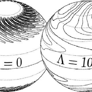 A sketch of William Gilbert's terrella from De Magnete