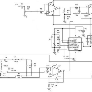 Circuit Diagram of Current programmed POL Converter