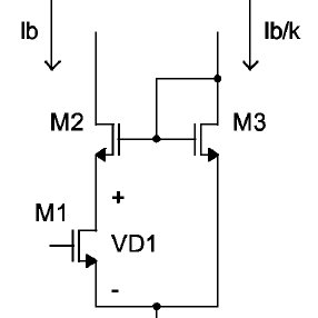 Cascode Current Mirror (CCM) and Simple Current Mirror