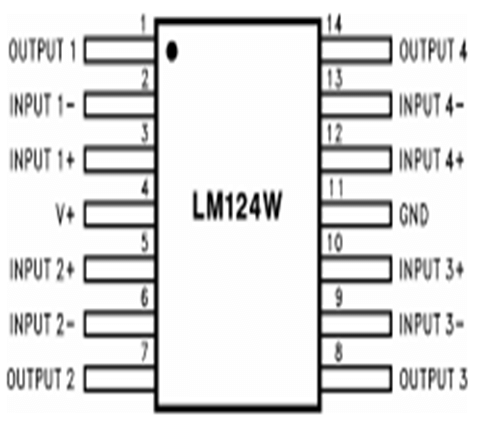 Sound sensor circuit The sound is acquired from the