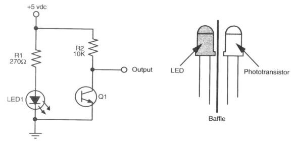 Circuit diagram of IR 3.1 OP-AMP CIRCUIT DESCRIPTION The