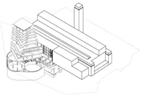 Screenshot from the Tate Modern website. The illustration