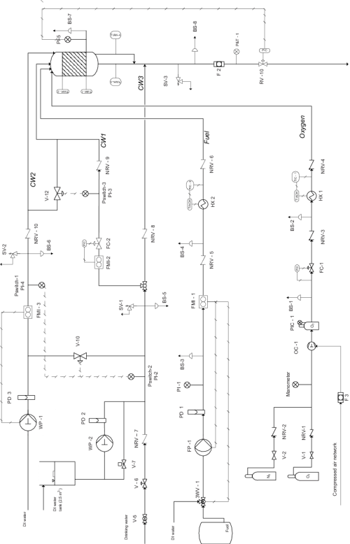 small resolution of 1 plant piping and instrumentation diagram