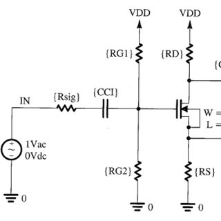 (PDF) Analysis and Design of MOSFET based Amplifier in