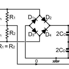 General circuit diagram of the Bridge rectifier (a) Full