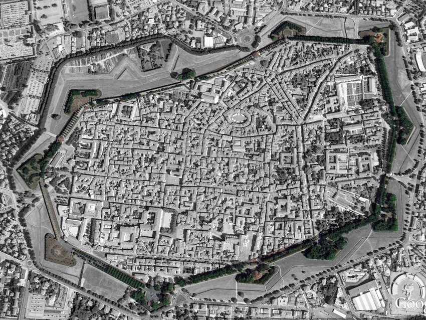 Resultado de imagen de Lucca vista aérea