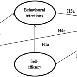 (PDF) Self-efficacy or perceived behavioural control