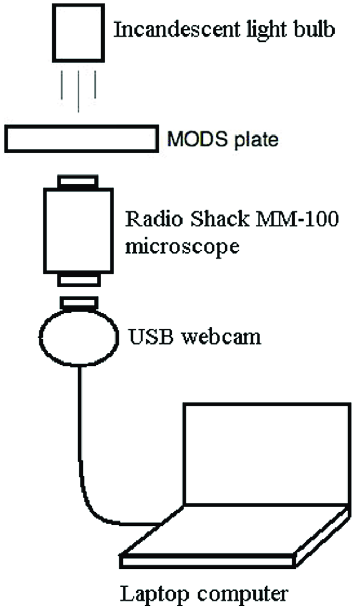 hight resolution of schematic diagram of the prototype 1 system magnifier and digital camera prototype with output to