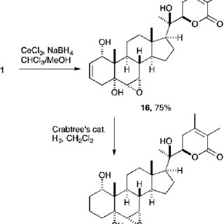 (PDF) Withanolide A: Synthesis and structural requirements