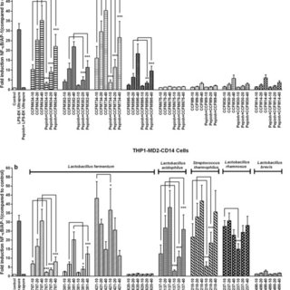 (PDF) Identification of TLR2/TLR6 signalling lactic acid