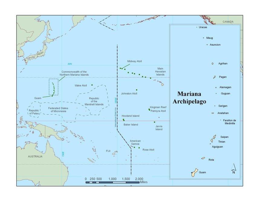The Northern Mariana Islands Download Scientific Diagram