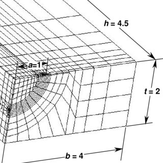 (PDF) Evaluation of an Effective Elastic Modulus for J-to