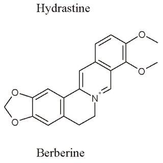 (PDF) Determination of Hydrastine and Berberine in