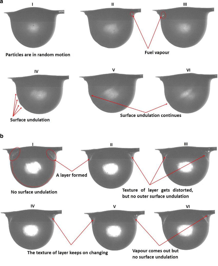 medium resolution of representative images to distinguish shell inside the nanofuel droplet a jab0 25