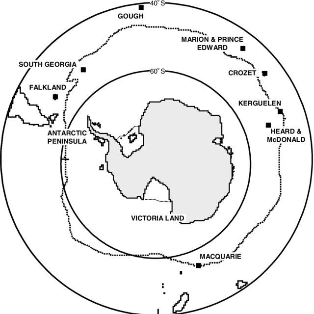(PDF) Biological invasions in the Antarctic: Extent