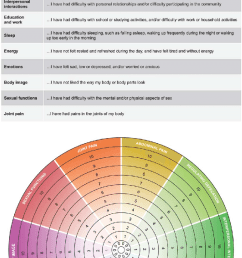 the ibd disk questionnaire and scoring disk  [ 743 x 1444 Pixel ]