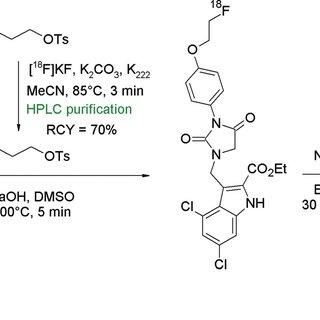 (PDF) 2-[18F]Fluoroethyl tosylate