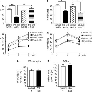 (PDF) Modulation of Fear Memory by Dietary Polyunsaturated