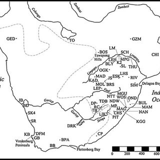 (PDF) The archaeology of Southernmost Africa from c. 2000
