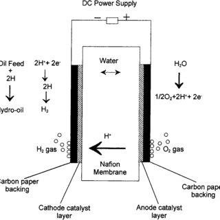 (PDF) Current efficiency for soybean oil hydrogenation in