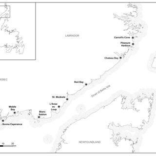(PDF) Bretons, Basques, and Inuit in Labrador and northern