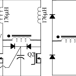shows the actual experimental circuit. The simulation is