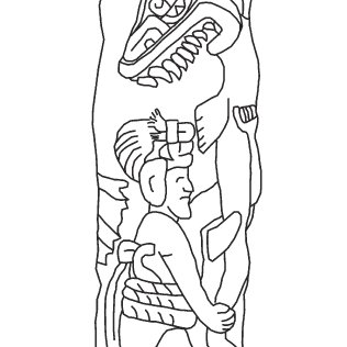 The Aztec world creation story and the Cipactli shark