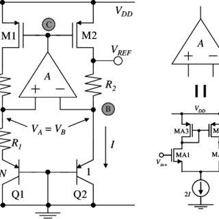A CMOS bandgap voltage reference using erroramplifier
