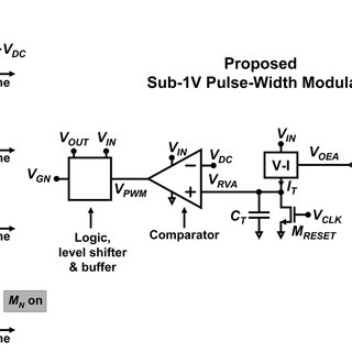 Illustration of charge sharing loss of a boost converter
