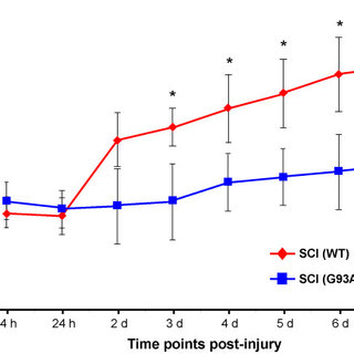 (PDF) The human G93A-SOD1 mutation in a pre-symptomatic