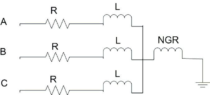 Shunt Reactor Model Where, R = Loss resistance of reactor