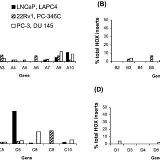(PDF) Aberrant HOXC expression accompanies the malignant