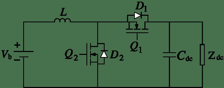 circuit diagram of buck boost converter case ih 2388 wiring 4 bidirectional download