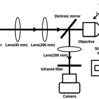 Figure S7. Schematic diagram of direct laser writing setup