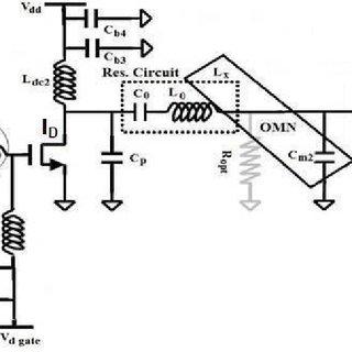 (PDF) High Power, Single Stage SiGaN HEMT Class E Power